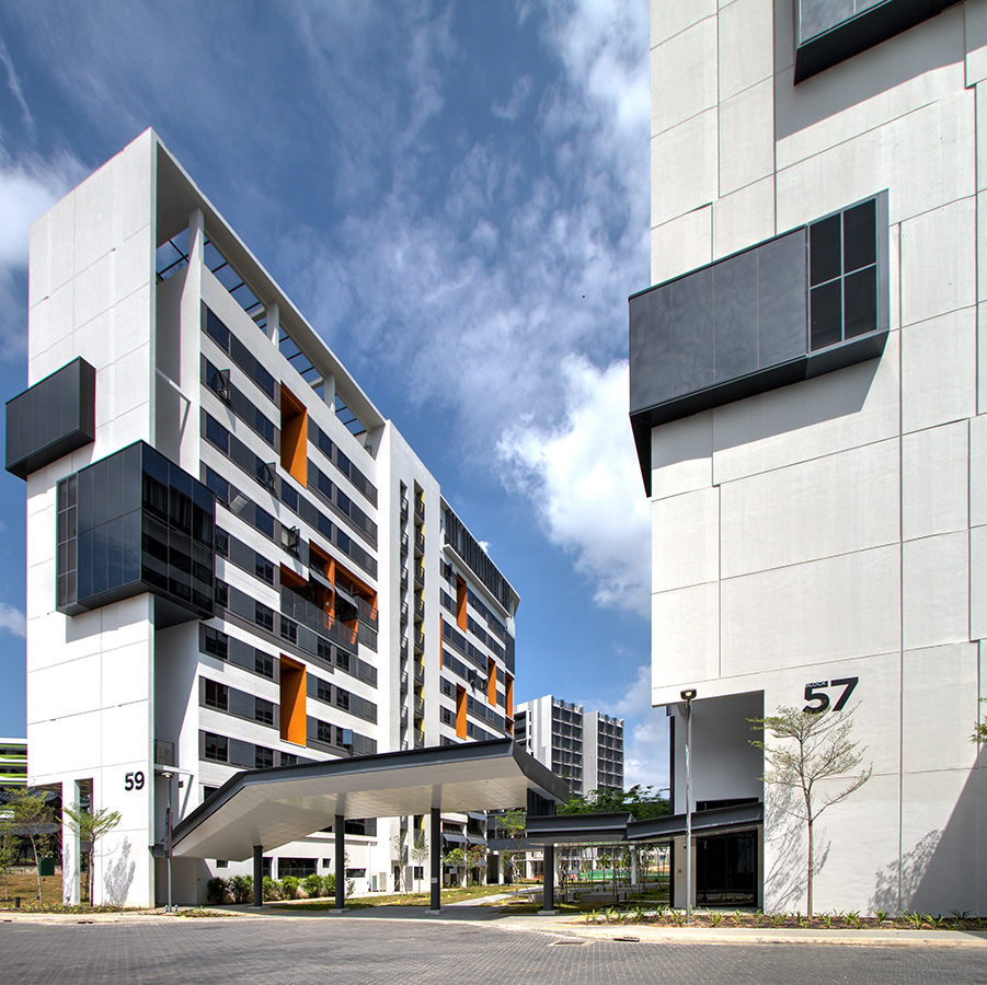Student Apartments: SUTD Staff & Student Housing